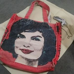 Andy Warhol tote
